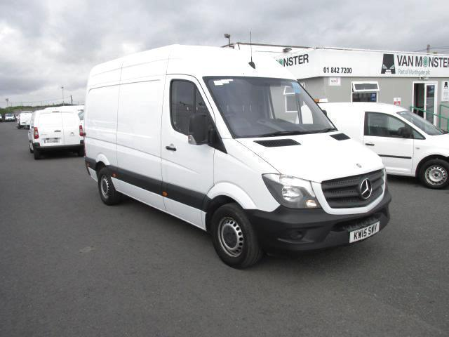 2015 Mercedes-Benz Sprinter 313 CDI MWB    (151D47056)