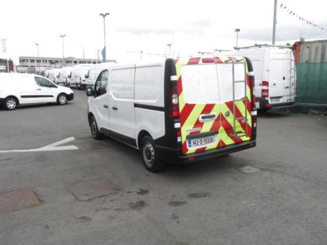 2014 Vauxhall Vivaro 2900 Cdti 5DR (142D19326) Image 5