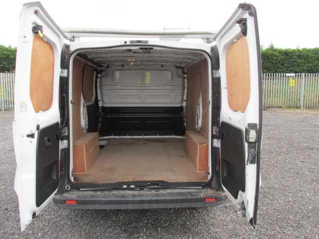 2014 Vauxhall Vivaro 2900 Cdti 5DR (142D19292) Image 7