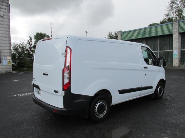 2015 Ford Transit Custom 290 Custom Eco-tech 5DR (151D19564) Image 3
