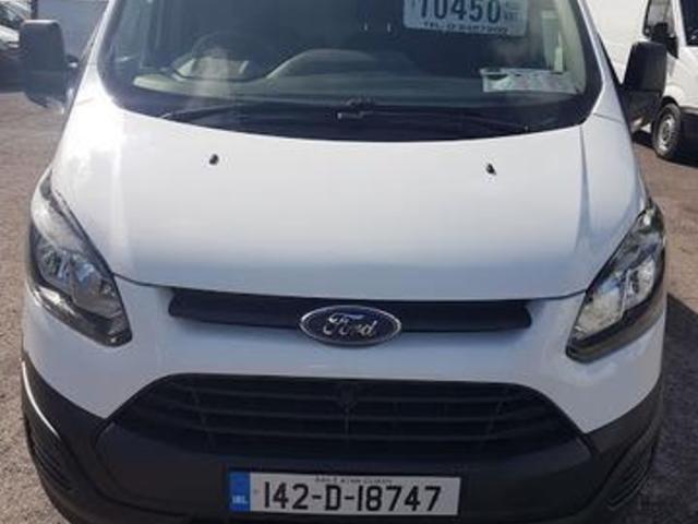 2014 Ford Transit Custom 290 Custom Eco-tech 5DR (142D18747)
