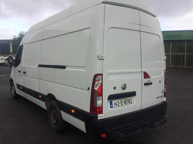 2014 Vauxhall Movano R3500 L3 H3 Cdti 5DR (142D18762) Image 7