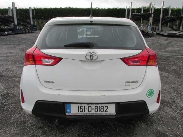 2015 Toyota Auris 1.4D4D Terra VAN 4DR (151D8182) Image 6