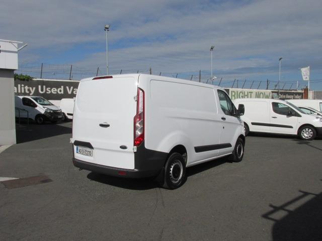 2014 Ford Transit Custom 290 Custom Eco-tech 5DR (142D17270) Image 3