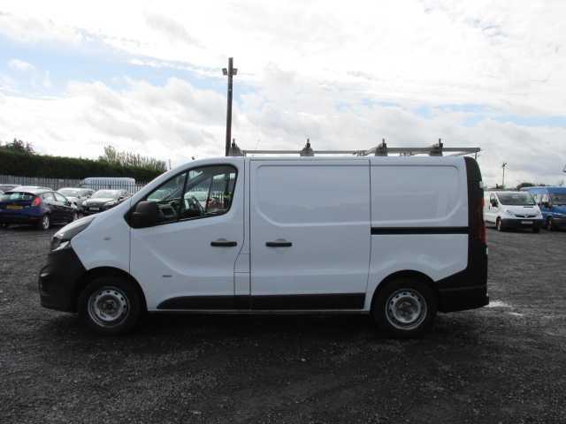 2014 Vauxhall Vivaro 2900 Cdti 5DR (142D19249) Image 6
