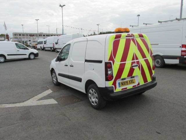 2015 Peugeot Partner 1.6 BLUEHDI (NX15XXL) Image 5