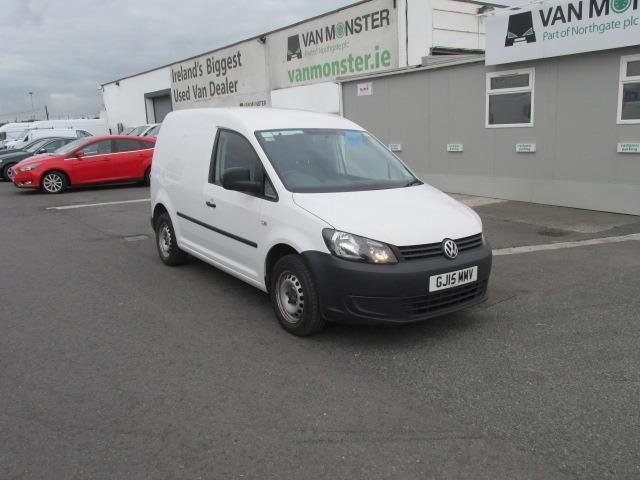 2015 Volkswagen Caddy 1.6 TDI LIFE C20 102PS (151D47052)