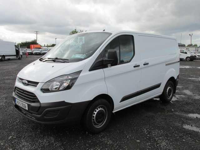 2015 Ford Transit Custom 290 Custom Eco-tech 5DR (151D35061) Image 8