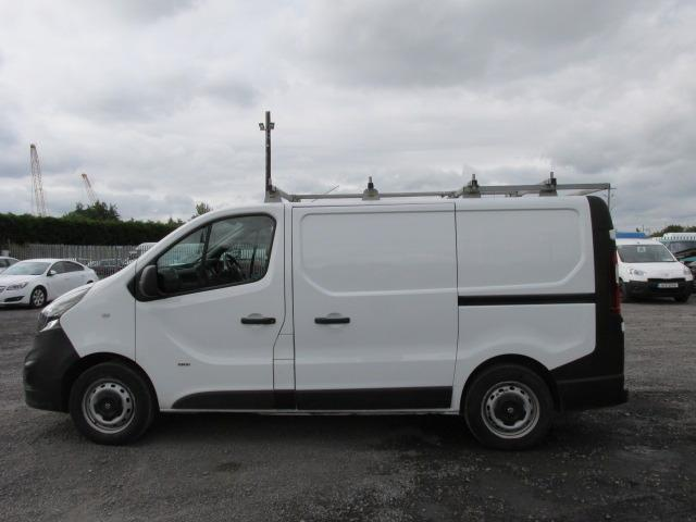 2014 Vauxhall Vivaro 2900 Cdti 5DR (142D19279) Image 6