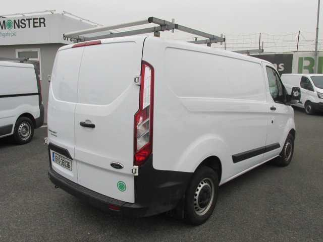 2015 Ford Transit 290 Custom Eco-tech 5DR (151D36036) Image 8