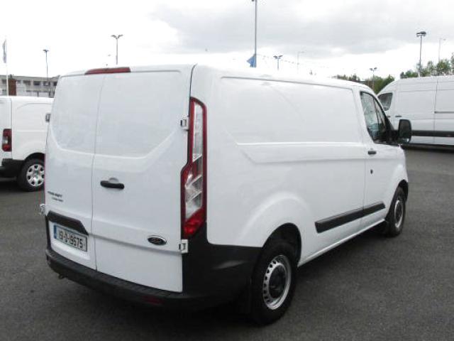 2015 Ford Transit Custom 290 Custom Eco-tech 5DR (151D19575) Image 3