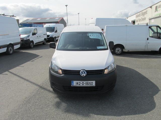 2014 Volkswagen Caddy C20 Startline TDI (142D11650) Image 7