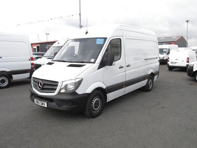 2015 Mercedes-Benz Sprinter 313 CDI MWB   SALE PRICE - MARCH SPECIAL  (151D47056) Image 7