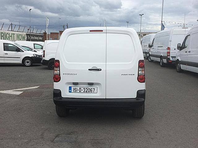 2015 Peugeot Partner 850 S L1 90PS 5DR (151D32067) Image 4