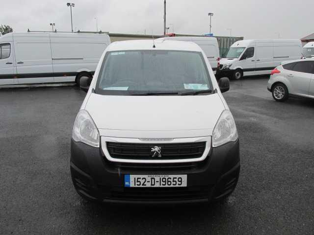 2015 Peugeot Partner 850 S L1 90PS (152D19659) Image 3