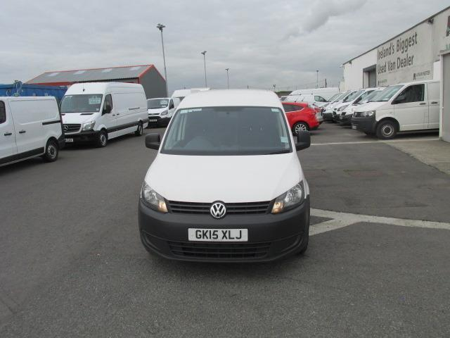 2015 Volkswagen Caddy 1.6 TDI LIFE C20 102PS (151D47051) Image 8