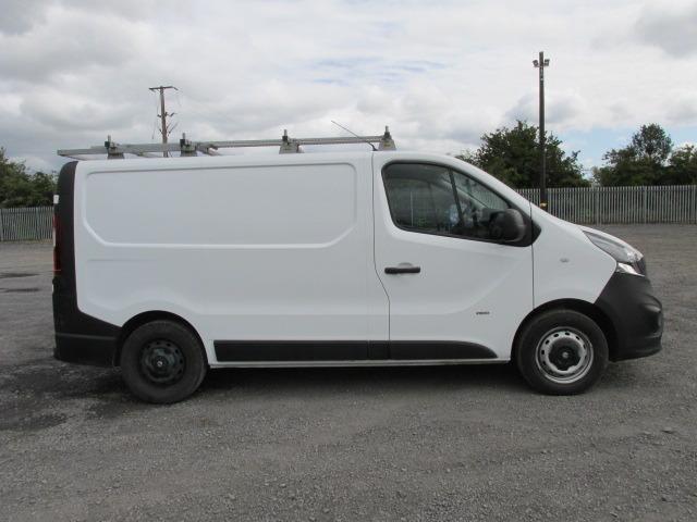 2014 Vauxhall Vivaro 2900 Cdti 5DR (142D19279) Image 2