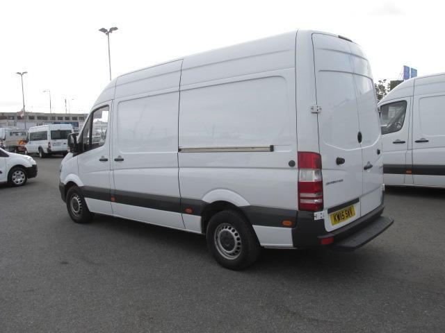 2015 Mercedes-Benz Sprinter 313 CDI MWB   SALE PRICE - MARCH SPECIAL  (151D47056) Thumbnail 5