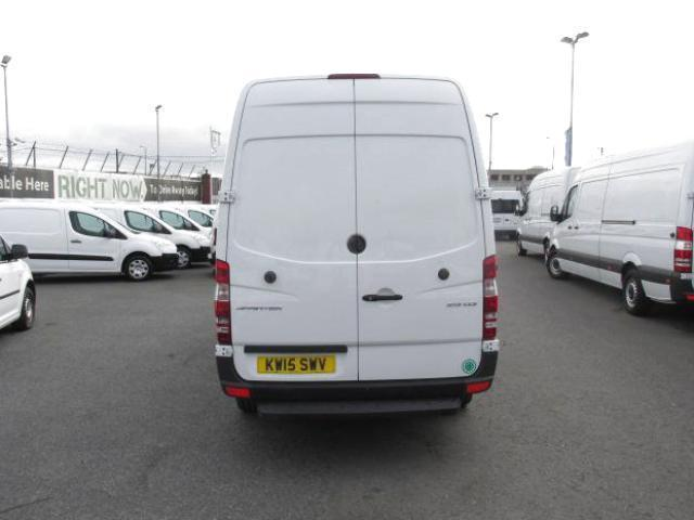 2015 Mercedes-Benz Sprinter 313 CDI MWB   SALE PRICE - MARCH SPECIAL  (151D47056) Thumbnail 4
