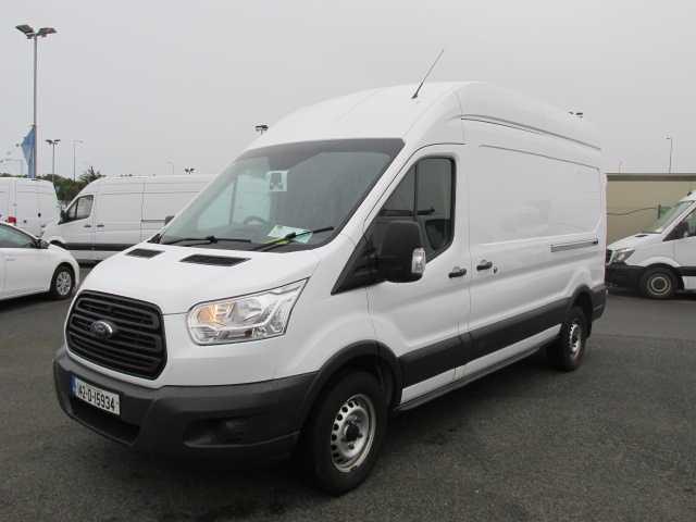 2014 Ford Transit 350 350 LWB (142D15934)