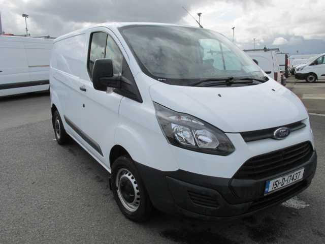 2015 Ford Transit Custom 290 Custom Eco-tech 5DR (151D17437)
