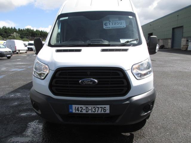 2014 Ford Transit 350 350 LWB (142D13776) Image 8