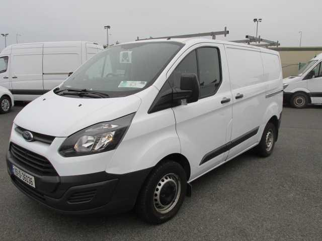 2015 Ford Transit Custom 290 Custom Eco-tech 5DR.   (151D36036)