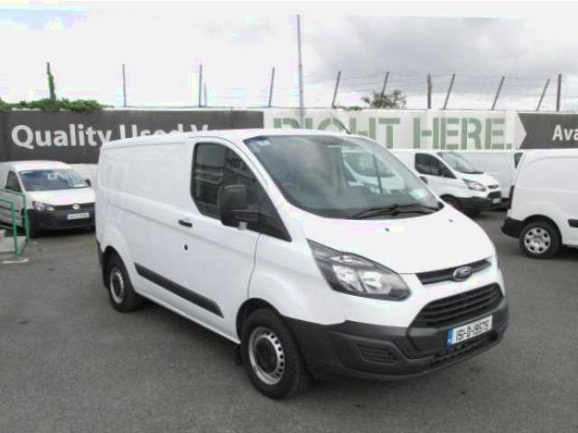 2015 Ford Transit Custom 290 Custom Eco-tech 5DR (151D19575)
