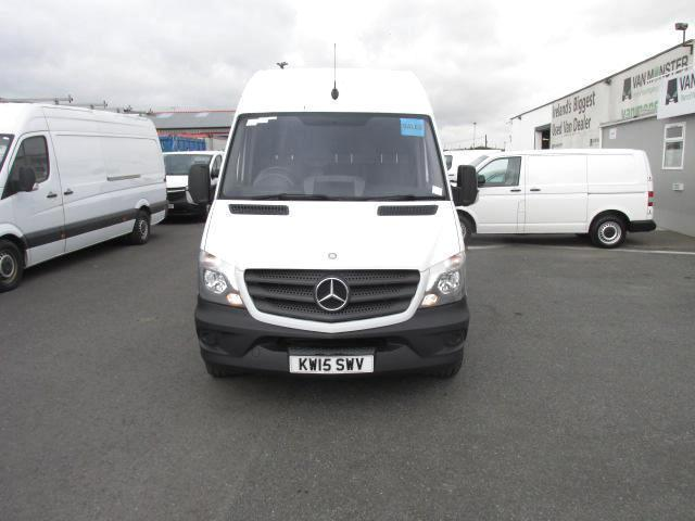 2015 Mercedes-Benz Sprinter 313 CDI MWB   SALE PRICE - MARCH SPECIAL  (151D47056) Image 8