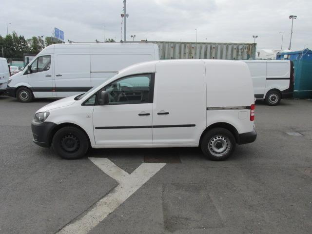 2015 Volkswagen Caddy 1.6 TDI LIFE C20 102PS (151D47051) Image 6