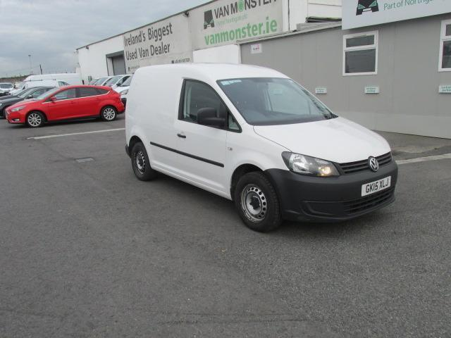 2015 Volkswagen Caddy 1.6 TDI LIFE C20 102PS (GK15XLJ)