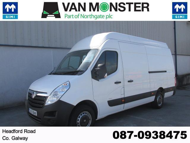 2015 Vauxhall Movano R3500 L3 H3 Cdti 5DR (152D10848) Image 3