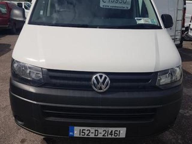 2015 Volkswagen Transporter T28 Startline TDI (152D21461) Image 2