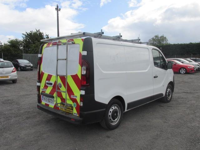 2014 Vauxhall Vivaro 2900 Cdti 5DR (142D19273) Image 3