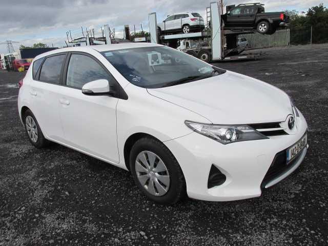 2014 Toyota Auris 1.4D4D Terra VAN 4DR (142D18481)