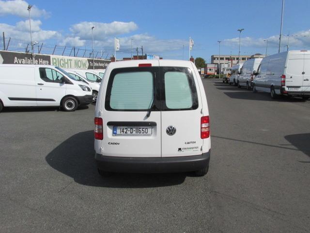 2014 Volkswagen Caddy C20 Startline TDI (142D11650) Image 3