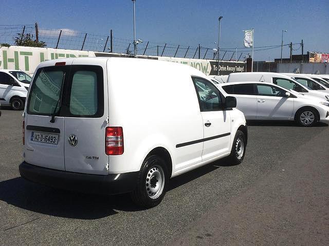 2014 Volkswagen Caddy C20 Startline TDI (142D16493) Image 3
