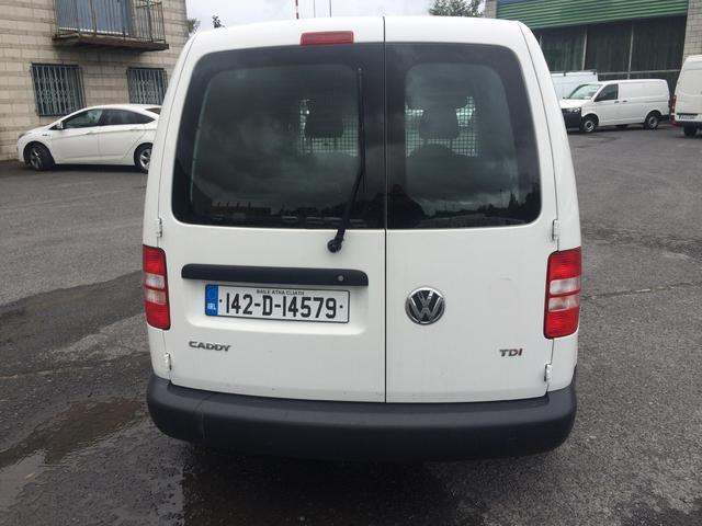 2014 Volkswagen Caddy C20 Startline TDI (142D14579) Image 6