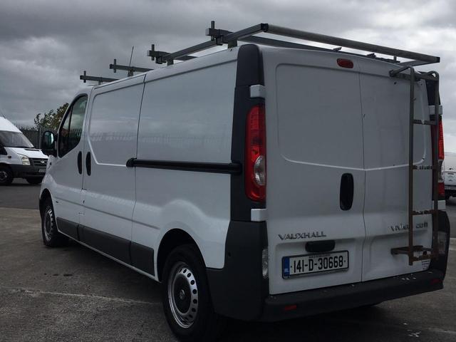 2014 Vauxhall Vivaro 2900 Cdti LWB 5DR (141D30668) Image 5