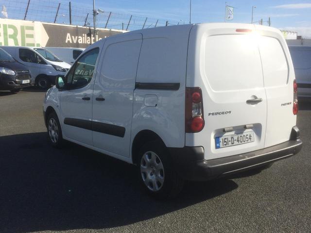 2015 Peugeot Partner 850 S L1 5DR (151D40054) Image 5