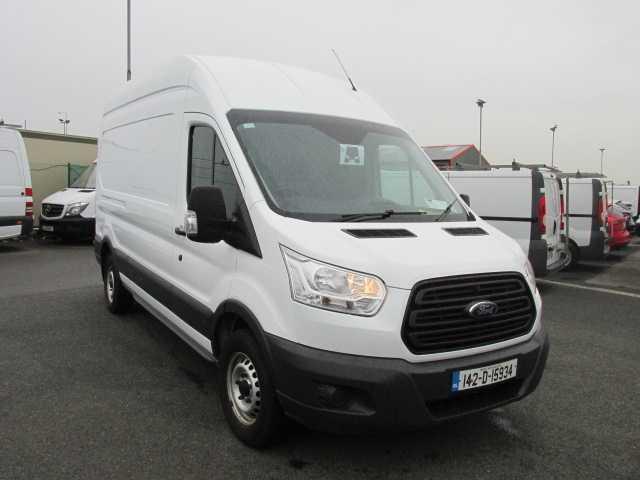 2014 Ford Transit 350 350 LWB (142D15934) Image 2