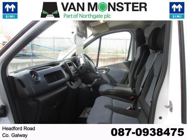 2015 Vauxhall Vivaro 2900 Cdti 5DR (152D15096) Image 8