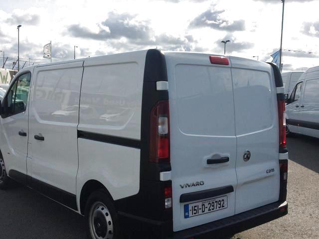 2015 Vauxhall Vivaro 2900 Cdti 5DR.      (151D29792) Image 5