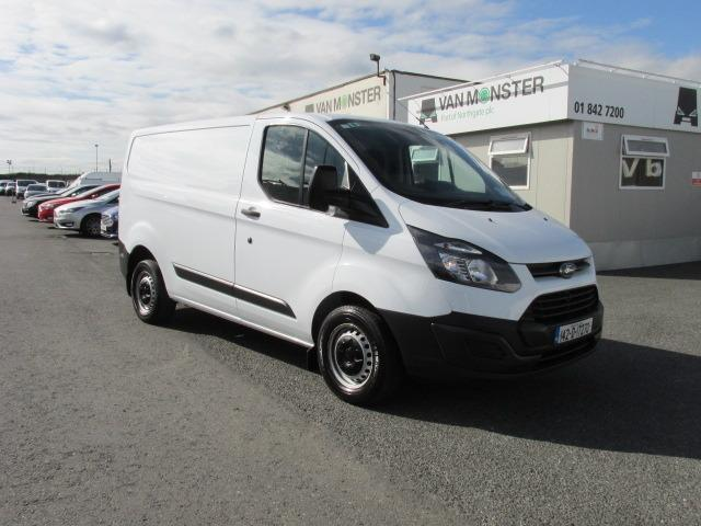 2014 Ford Transit Custom 290 Custom Eco-tech 5DR (142D17270)