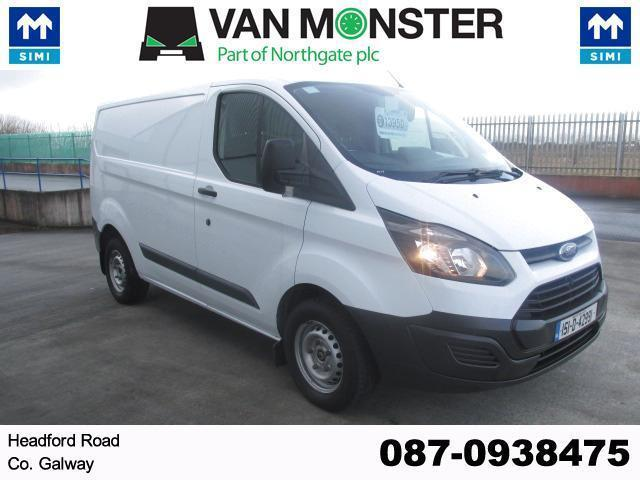 2015 Ford Transit Custom Custom 290 Eco-tech 5DR (151D42991)