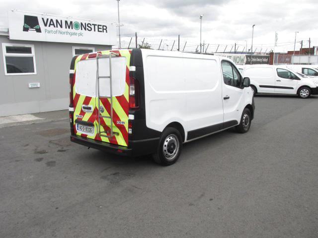 2014 Vauxhall Vivaro 2900 Cdti 5DR (142D19326) Image 3