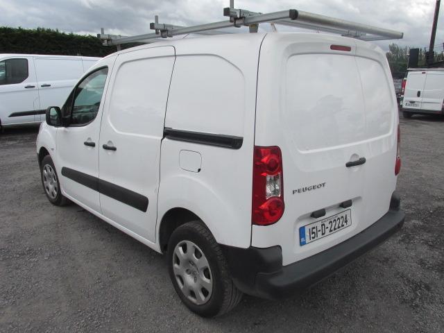 2015 Peugeot Partner 850 S L1 90PS 5DR (151D22224) Image 5