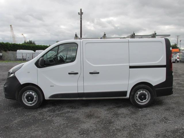 2014 Vauxhall Vivaro 2900 Cdti 5DR (142D19379) Image 6