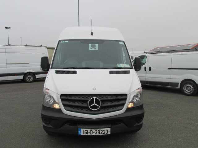 2015 Mercedes-Benz Sprinter 313/43 CDI VAN 5DR (151D39223) Image 3