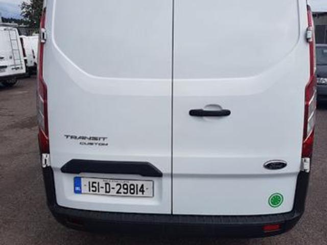 2015 Ford Transit Custom 290 Custom Eco-tech 5DR (151D29814) Image 5